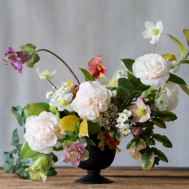 Taking notes onSan Francisco-based floral designer Kiana Underwood&#8