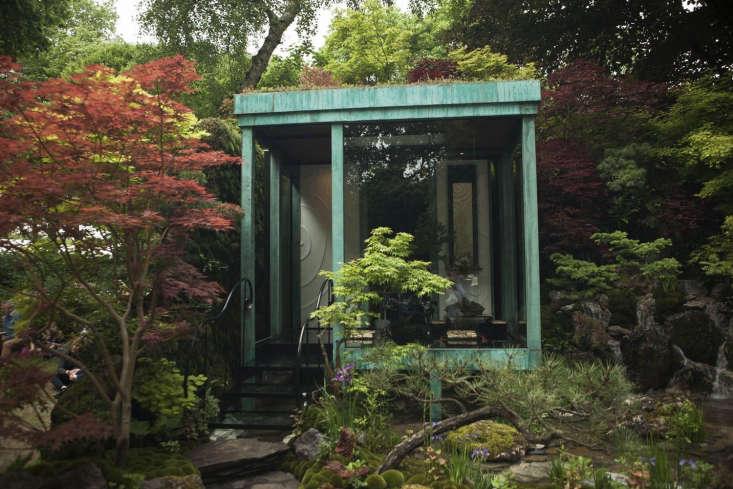 Kazuyuki Ishihara&#8\2\17;s No Wall, No War garden, a gold medal winner at this year&#8\2\17;s Chelsea Flower Show.