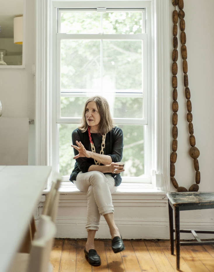 Designer Corinne Gilbert has Expert Advice on how to decorate like a Frenchwoman. Photograph by Matthew Williams.