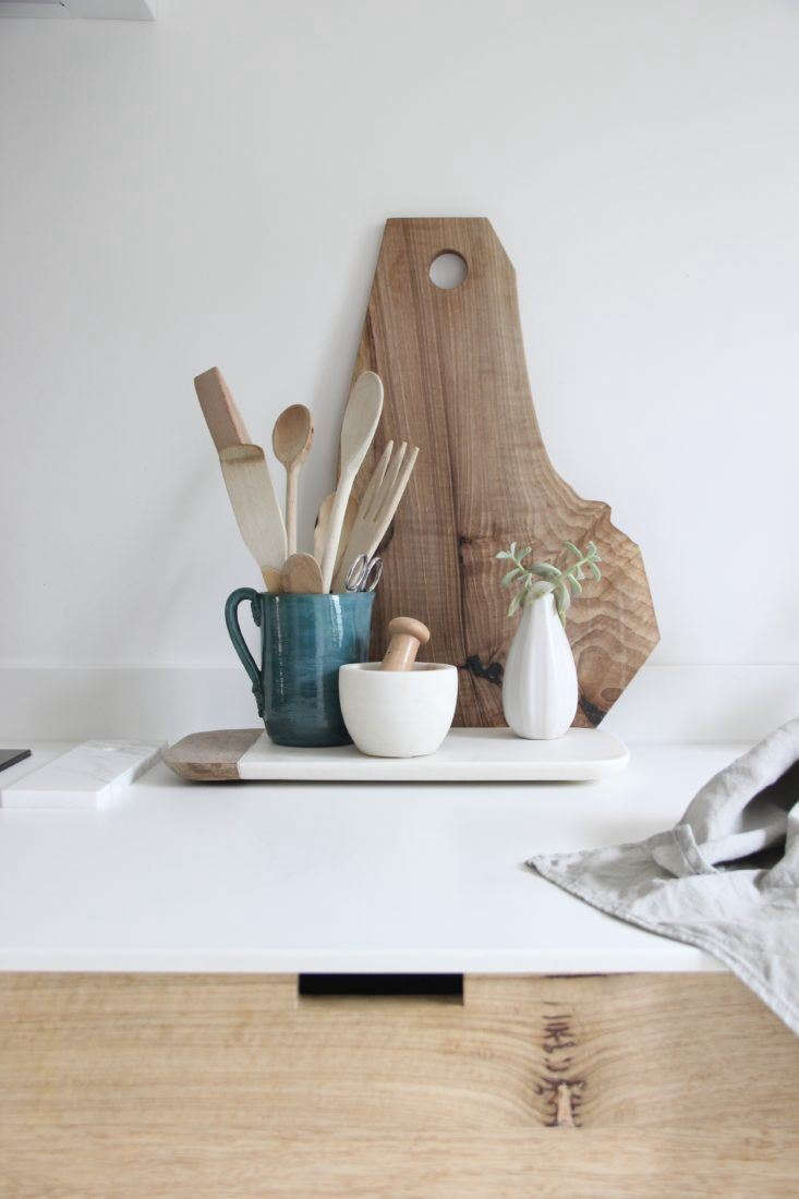 The Kitchen of the Week is a designer&#8\2\17;s own Ikea hack kitchen in Provence. Photographby Ilaria Fatone.