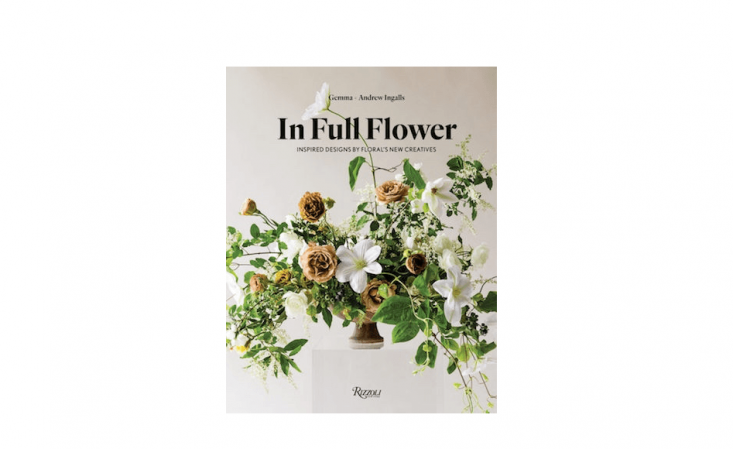 In Full Flower, published by Rizzoli, is \$\28.46 from Amazon.