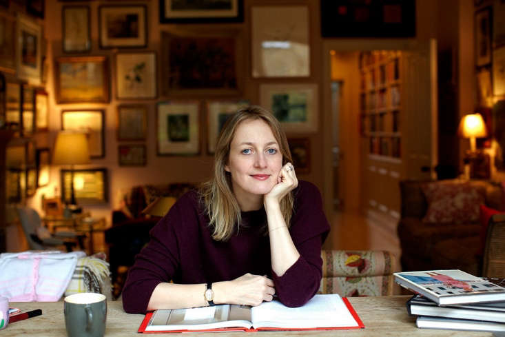 Design writer and interior designer Rita Konig.