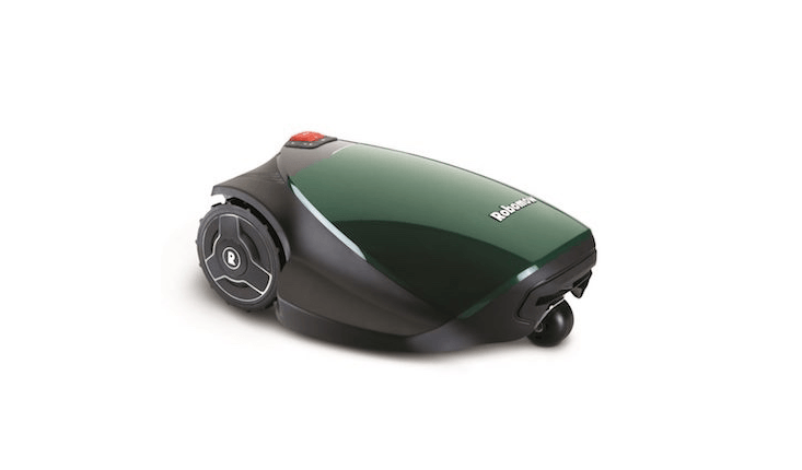 ARobomow RC306 is designed for a small lawn (up to loading=