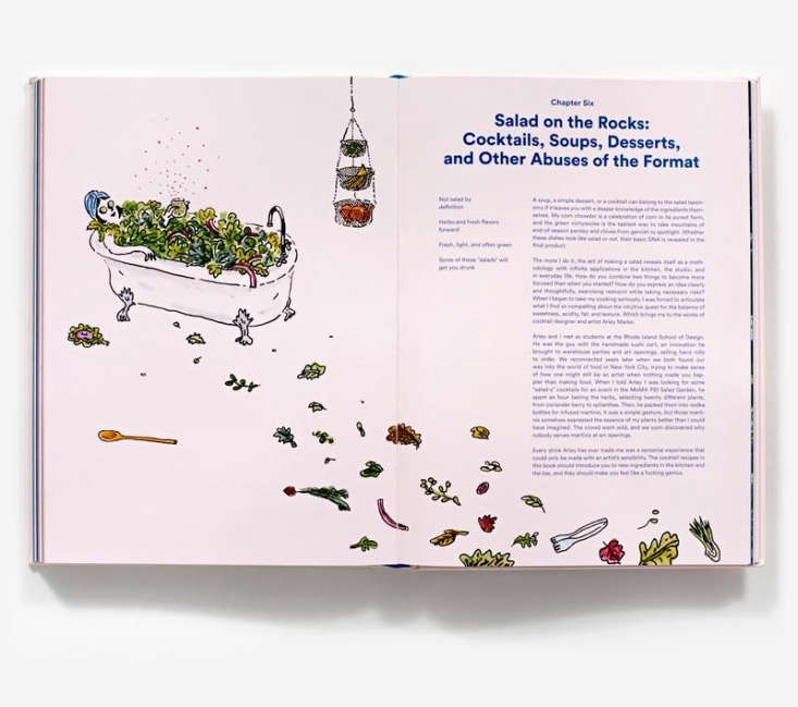 Along with recipes, the book also offers tips for growing vegetables and recommends pantry staples.