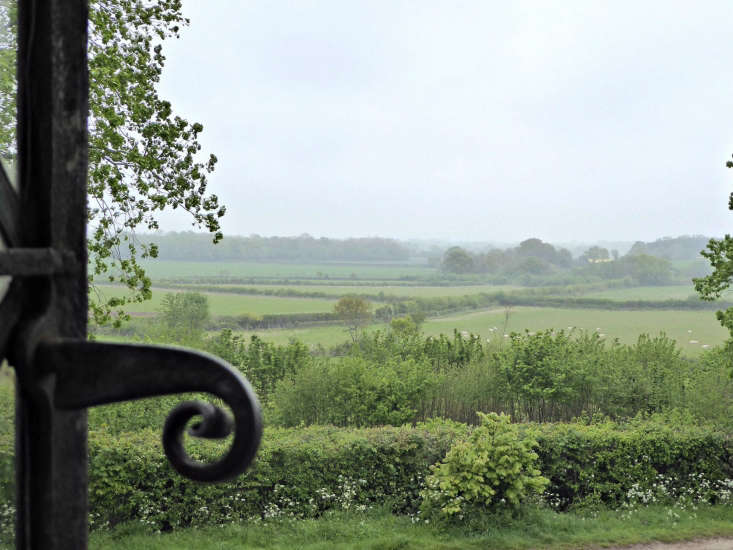 A countryside view from Vita and Harold&#8