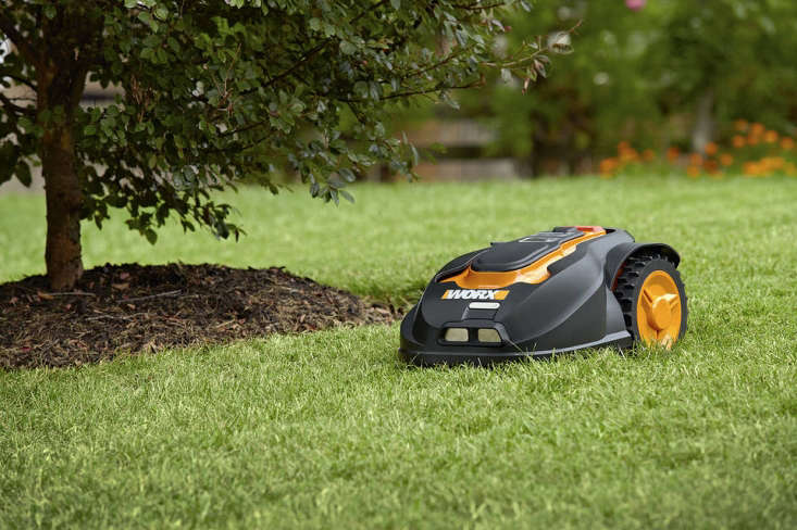 AWORX Landroid Robotic Lawn Mower retails for $loading=