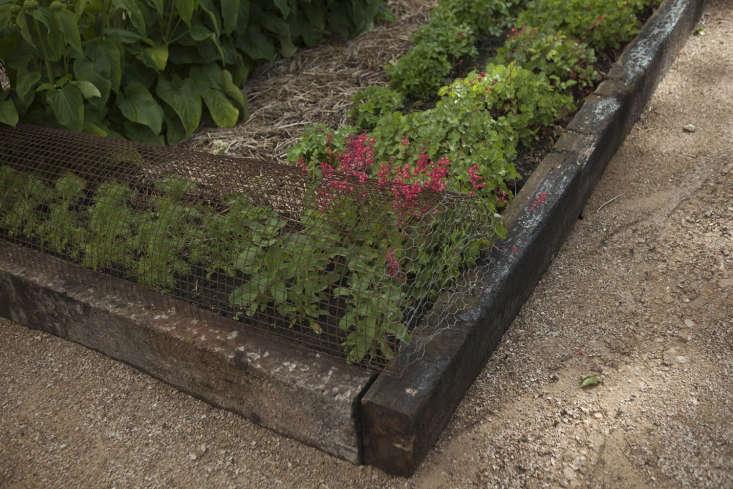 The Cutting Garden at Chatsworth, Derbyshire