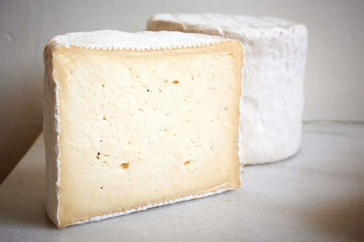 Cheeses, including Eidolon as shown, are sold throughout New England and in France. For more information, see Stockists. Photograph via Grey Barn.