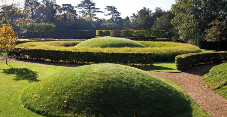 The Lynn Garden, at Ascott House, Buckinghamshire, designed by Wirtz International.