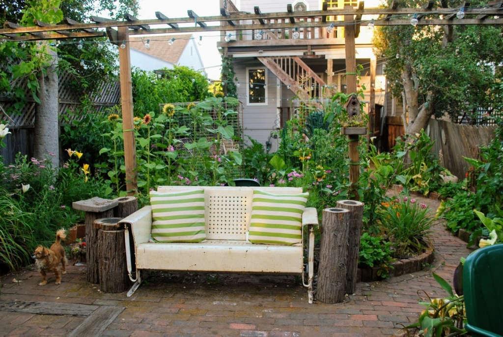 The Garden Living Room