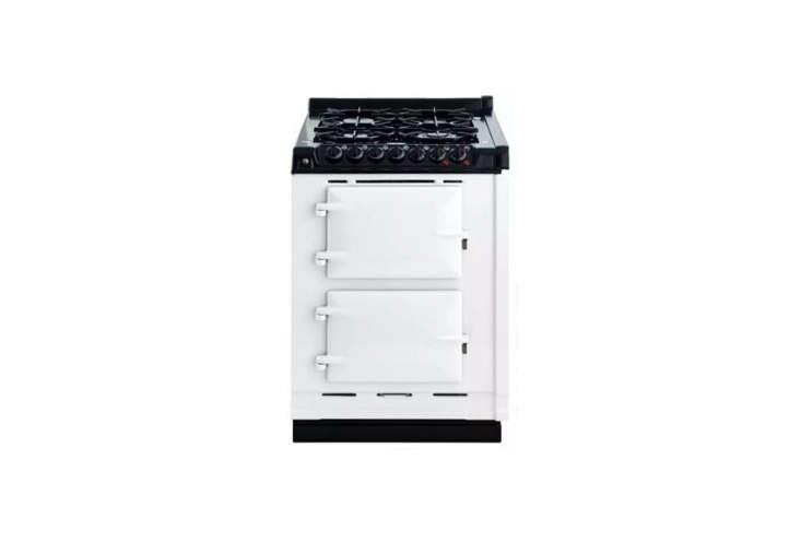 &#8\2\20;When it comes to appliances, sacrificing inches shouldn't mean sacrificing style or quality,&#8\2\2\1; writes Alexa . She rounds up her favorite freestanding \24-inch kitchen ranges in this week&#8\2\17;s \10 Easy Pieces post.