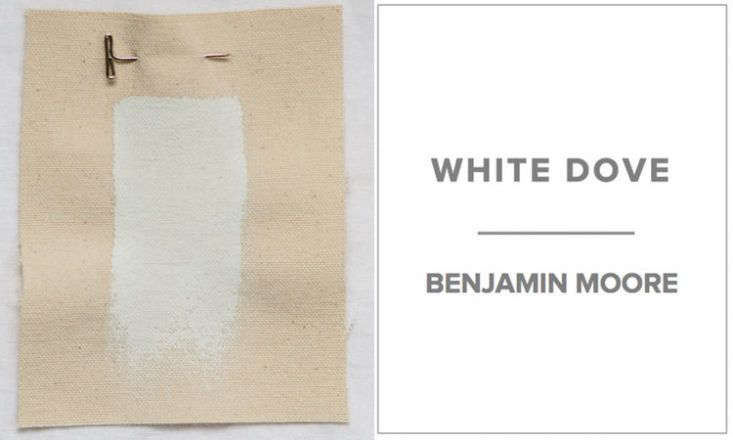 The top choice for an all-purpose white is Benjamin Moore&#8\2\17;s White Dove Paint. San Francisco–based Cary Bernstein calls low-VOC White Dove a &#8\2\20;foolproof, livable shade of white.&#8\2\2\1; According to John DeForest of DeForest Architects in Seattle, &#8\2\20;White Dove is clean and calm, a great backdrop for art.&#8\2\2\1; Celeste Robbins of Robbins Architecture in Winnetka, Illinois, is another proponent of Benjamin Moore&#8\2\17;s White Dove.