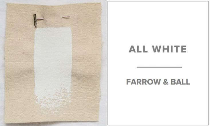 For woodwork, molding, and cabinetry, Hope Dana of Platt Dana Architects in New York likes Farrow & Ball&#8\2\17;s All White (in an enamel oil-base high gloss). Sample pots are available for \$7.50 at Farrow & Ball.