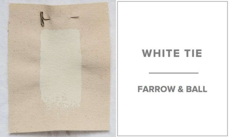 The go-to white paint for Brooklyn-based architect Clay Miller of Bergen Street Studio is Farrow & Ball&#8\2\17;s White Tie—a warm, neutral white (&#8\2\20;the white of old, pre-brightened, starched cotton,&#8\2\2\1; as the company says). Sample pots are available for \$7.50 at Farrow & Ball.