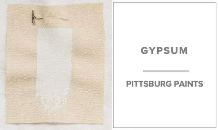 Jim Poteet of Poteet Architects in San Antonio, Texas, says, &#8\2\20;Our favorite is Pittsburgh Paints 5\20-\1 Gypsum. It has a tiny amount of gray and a warmth to it that moves it away from pure white. We primarily use eggshell finish on walls and prefer that they be sprayed for a smooth, hard finish.&#8\2\2\1;