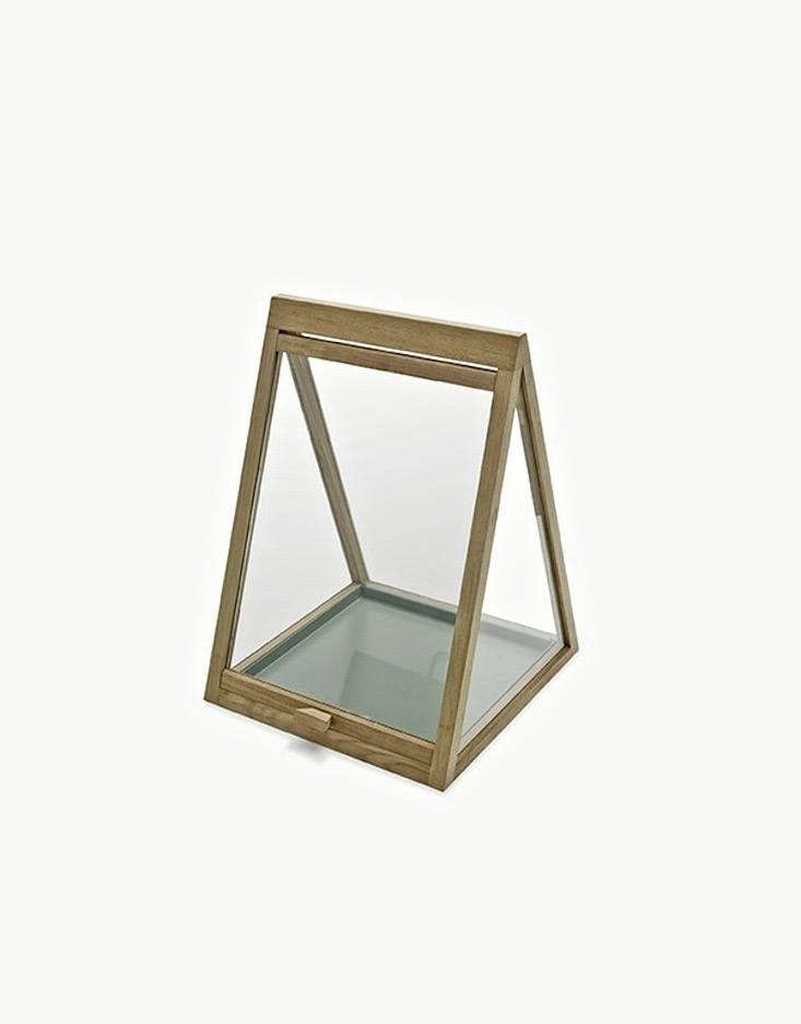 Designed for Skagerak, theSpira Green House is made to order (allow up to \14 weeks for delivery); \$575 CAD (\$444 US) from Mjölk.