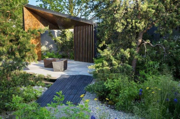 Harris Bugg Studio submitted this Royal Bank of Canada Garden at the RHS Chelsea  show in London, chosen by Rita Konig: &#8