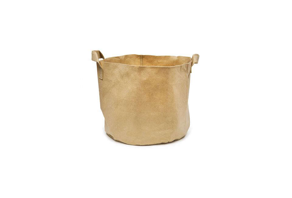 Also from 7 Garden is the 5-Gallon Aeration Fabric Plant Pot in Tan, starting at $