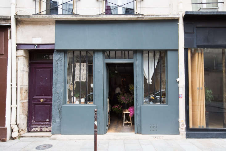 Seen from the street, Vial&#8\2\17;s shop has a nondescript facade that belies the colorful chaos inside. For hours and information seeOn the Sunny Side.