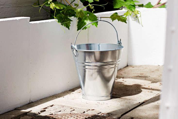ATurkish Handmade Bucketmade of galvanized iron is \$\17.