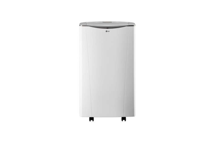 Rated at \14,000 BTUs, theLG Smart Portable Air Conditioner can cool a space as big as 500 square feet; it's \$599 via Home Depot.