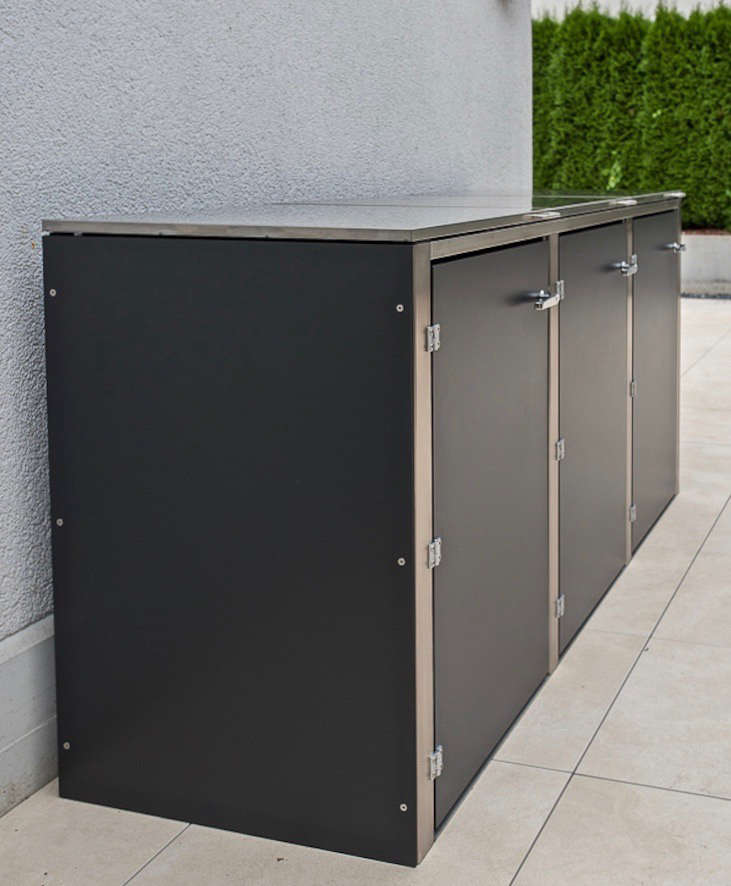 The company also offers a collection of waterproof, customizable Storage Cabinets and Garden Sheds.