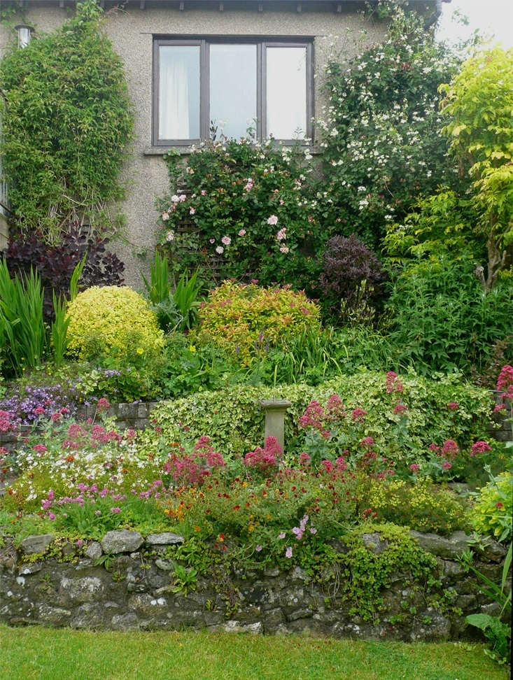 Tricia Lyon entered A Modest Modern Garden on the Edge of the Lake District in Kendal, England, chosen by Michelle Slatalla: &#8