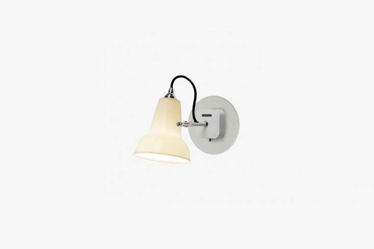 From British mainstay Anglepoise, a new collection of ceramic lights made with bone china shades for soft diffused light. See more in this week&#8