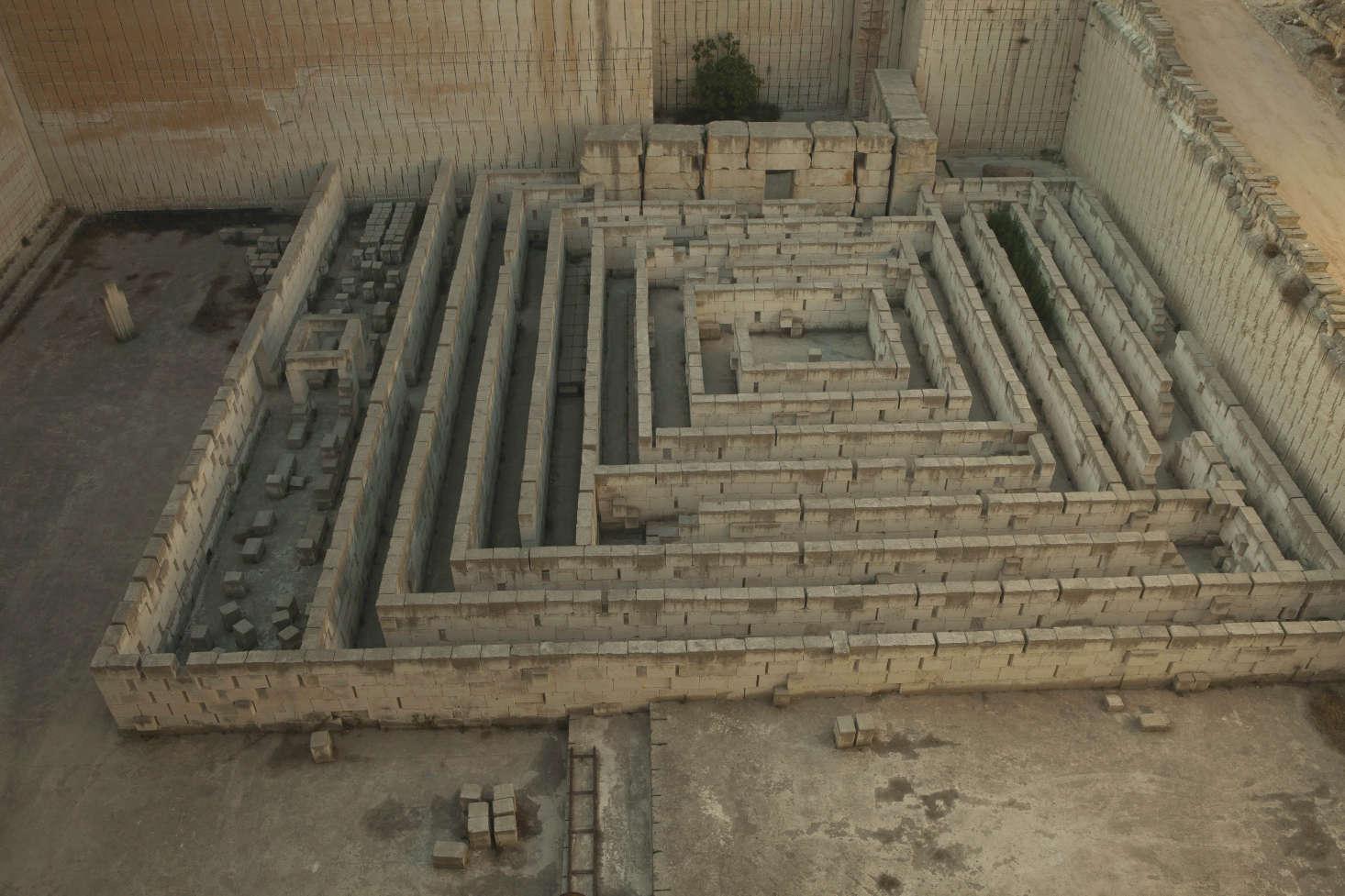 The Labyrinth Quarry.