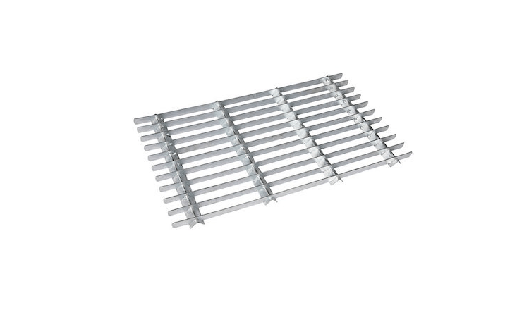 A large Galvanised Steel Doormat measures approximately 3loading=