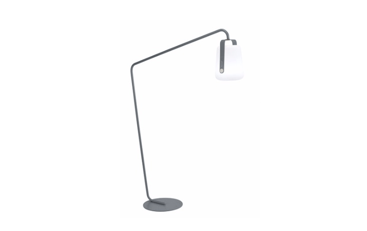 Fermob&#8\2\17;sLarge Balad Lamp With Stand With Stand (available in six colors including Storm Grey as shown) is \$64\1 from \2 Modern.