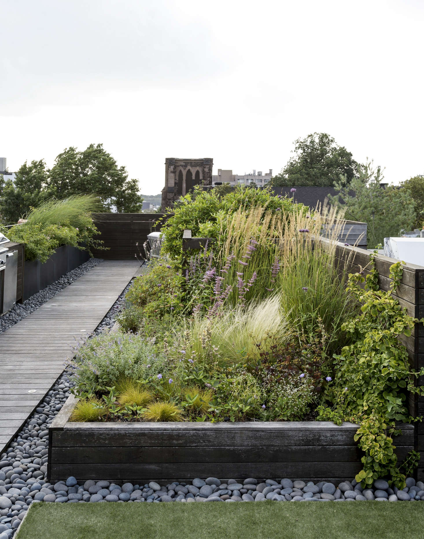 10 Ideas To Steal From London Roof Gardens - Gardenista