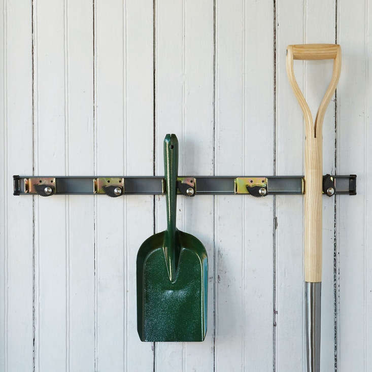 A 30-inch Universal Garden Tool Rack is $38 from Terrain.