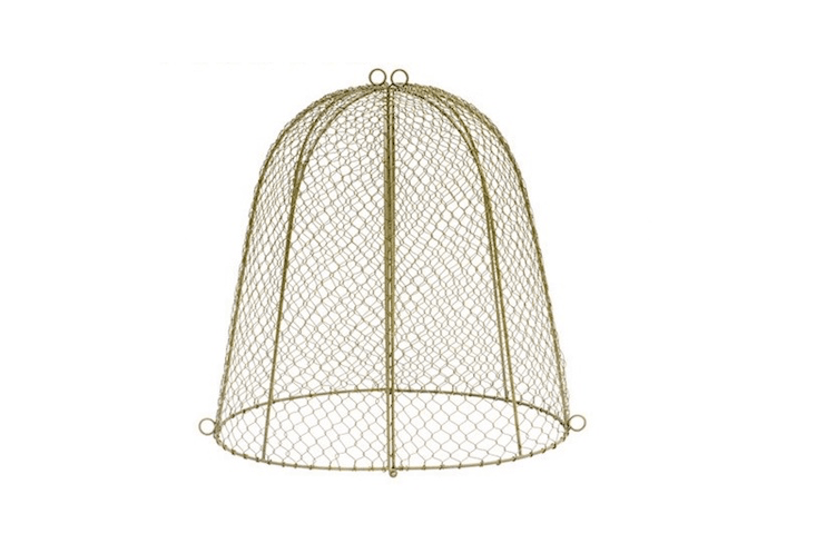 A Folding Three In One Cloche which can be additionally configured as a low protective tunnel is on sale for £3\1.49 from RHS Plants.
