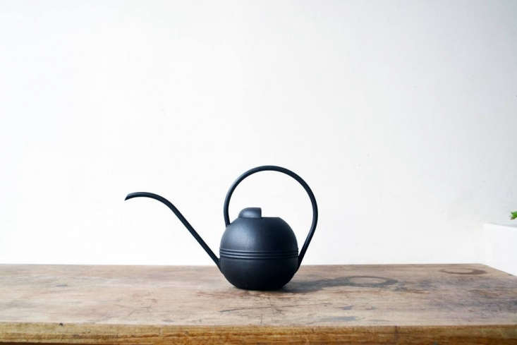 A Black Iron Watering Can made of solid iron is £35 from Botany UK. (For US shoppers, House Doctor&#8\2\17;s Plant Watering Can is available for \$48 from Scandinavian Design Center.)