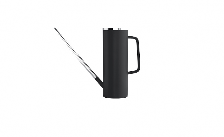 A charcoal-coloredBlomus Watering Can with a \1.5-liter capacity is \$4\1.39 via Amazon.