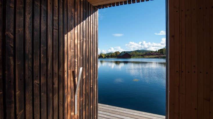The sauna&#8
