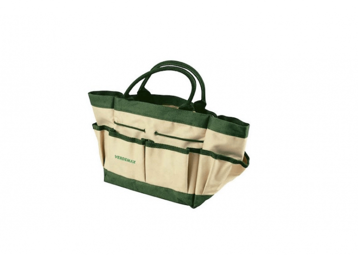 Made by Verdemax, a Deluxe Tool Holder Bag is €\1\1.90 at Agricola Shop.