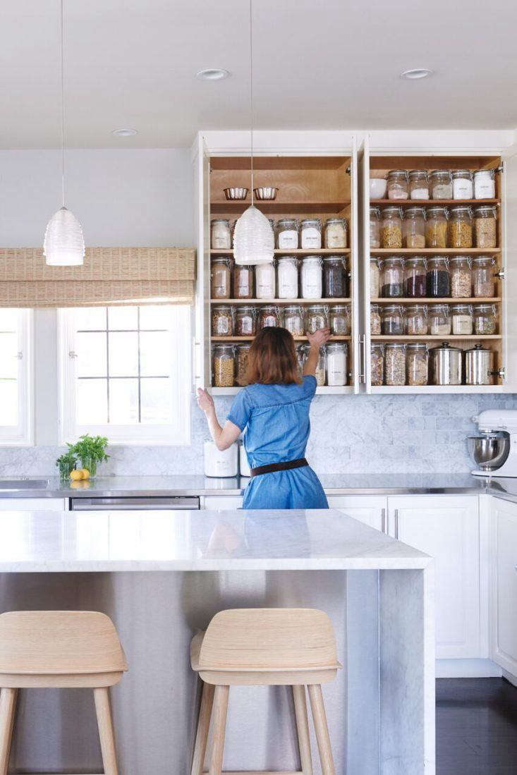 Wiebke Liu is thefounder of kitchen organization company Blisshaus, and she is judging The Organized Home&#8