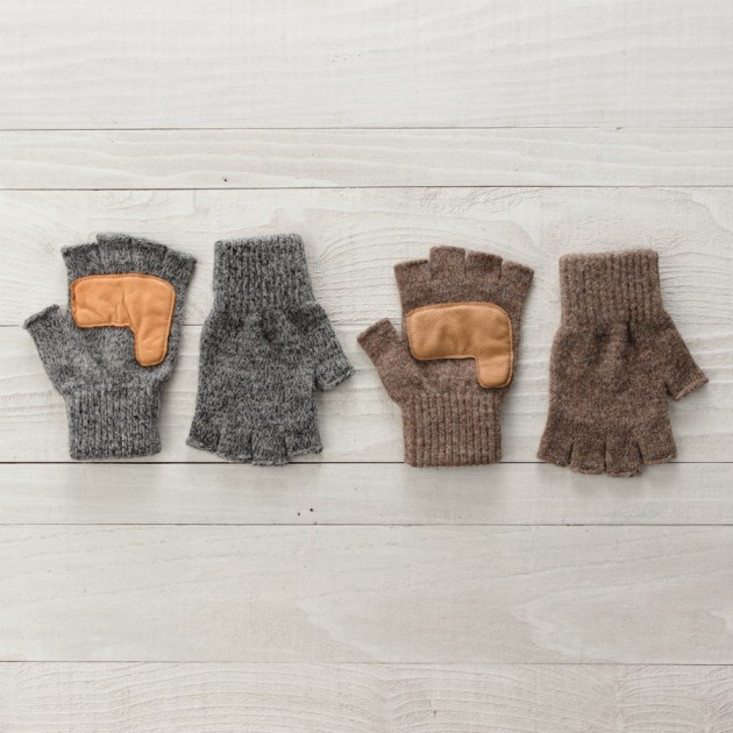 Fingerless gloves are useful for the gardener who has to tie twine around errant vines to secure them against trellises before the next storm hits. Available in both men&#8\2\17;s and women&#8\2\17;s sizes (and various colors), a pair of Adirondack Ragg Wool Fingerless Gloves is \$\24 at Guideboat.