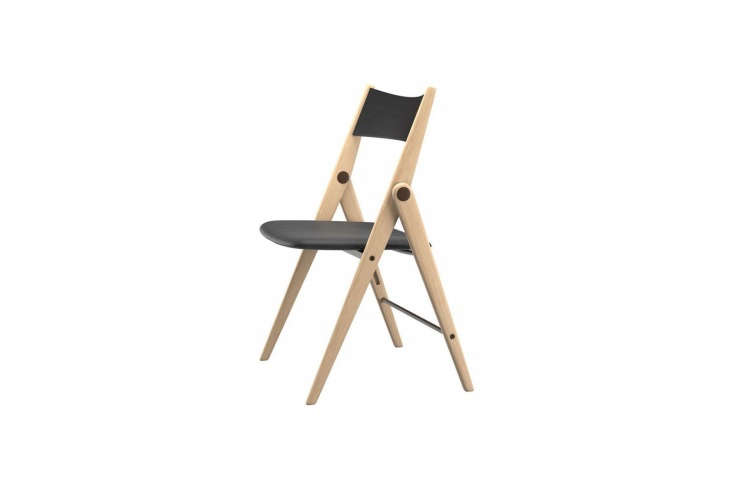 Alexa rounds up \10 stylish folding chairs (keep a stack on hand for holiday entertaining) in this week&#8\2\17;s \10 Easy Pieces post.