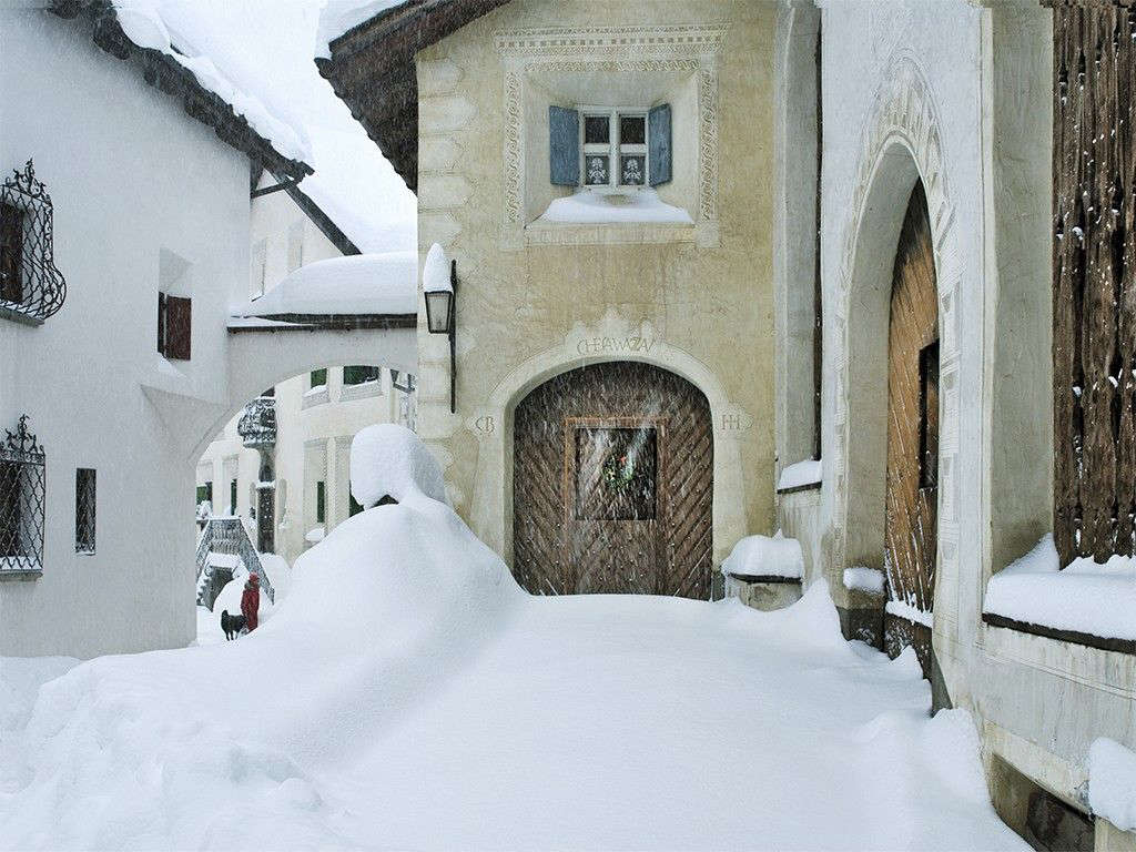 Snow-covered inspiration, for those of us snowed in, viasrc=