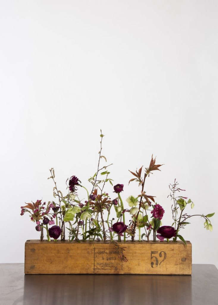 ACigar Press Vase is £75 from Jam Jar.