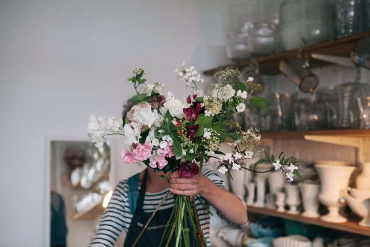 A Vase Arranging Workshop is £75 from The Flower Appreciation Society.