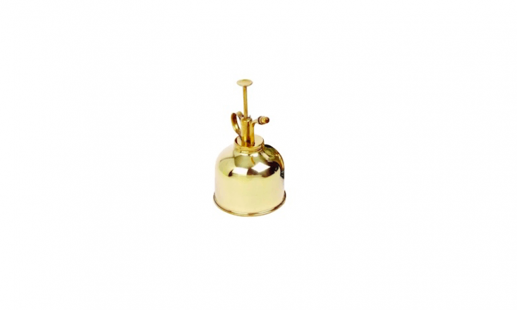 A brass \10-ounce Plant Mister from Haws is \$\24.6\1 on Amazon.