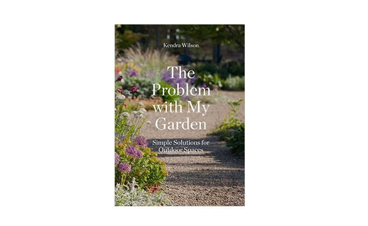 A softcover copy of The Problem with My Garden is $.78 on Amazon (also available in the UK as My Garden is a Car Park and Other Design Dilemmas; £9.09 from Amazon UK).