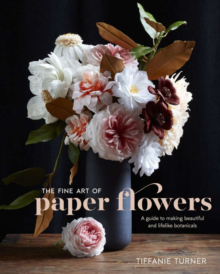The Fine Art of Paper Flowers: A Guide to Making Beautiful and Lifelike Botanicals is available at Amazon; $.