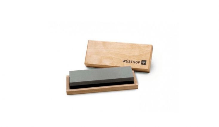 A Wüsthof Whetstone to keep blades sharp on garden tools is $48 from Royal Design. See more choices in Easy Pieces: Whetstones.