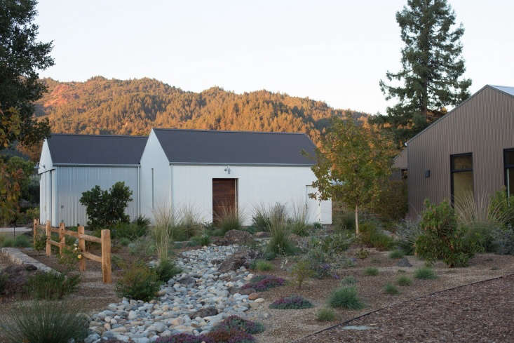 See more at Garden Visit: At Home with Winemaker Rosemary Cakebread in St. Helena, CA. Photograph by Mimi Giboin.