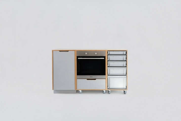 This week&#8\2\17;s post on Modular Kitchen Components rounds up &#8\2\20;eight companies offering modular components, including islands on wheels, standalone ovens, and more to create your own kitchen kit.&#8\2\2\1;